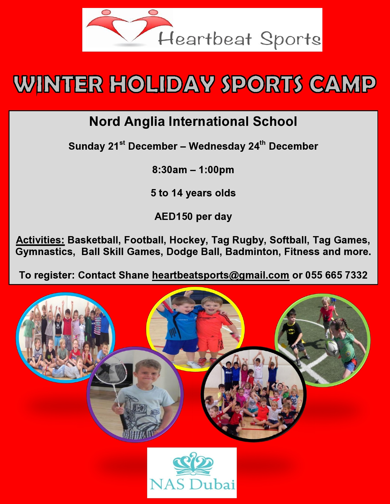 Winter Sports Camp